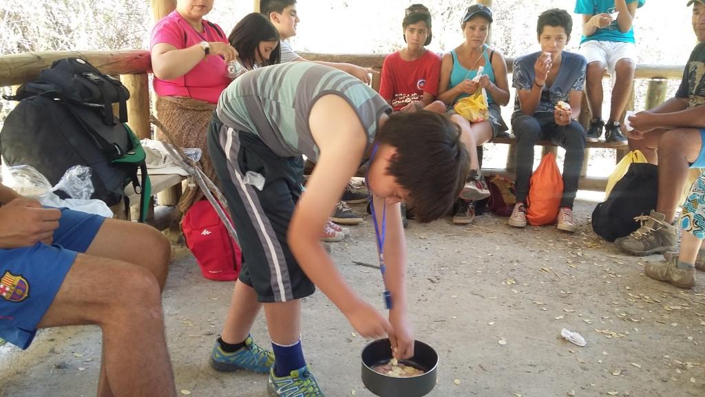 Visita Parque La Campana, Mesana y ONG Moviendo