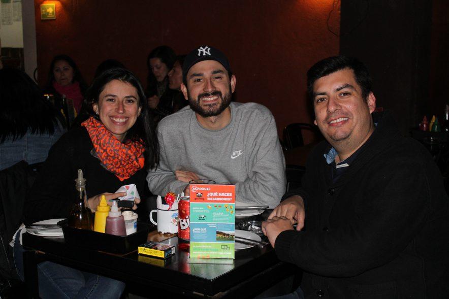 ONG Moviendo está realizando campaña de recaudación en Bar Barbones
